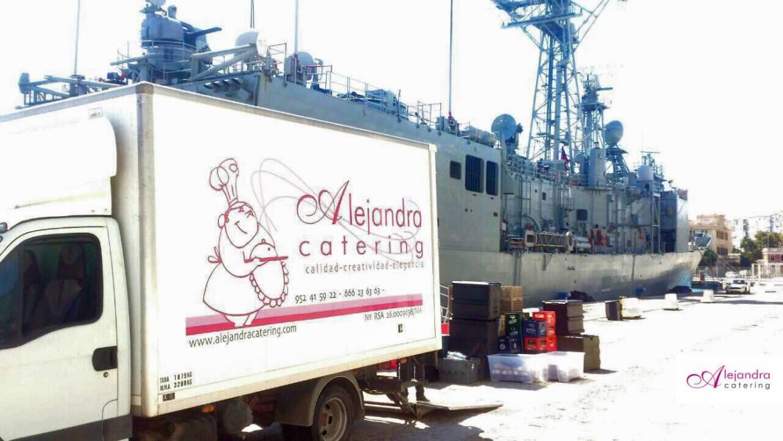 Historia de Alejandra Catering