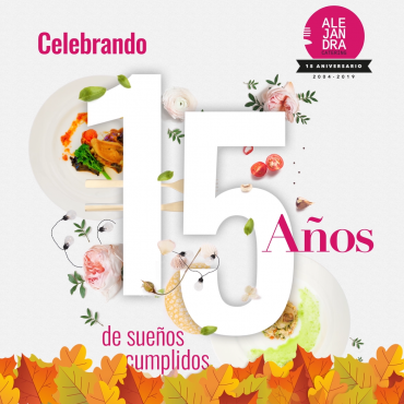El otoño llega a Alejandra Catering
