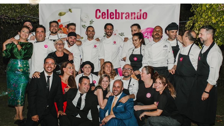 La magia del equipo de Alejandra Catering